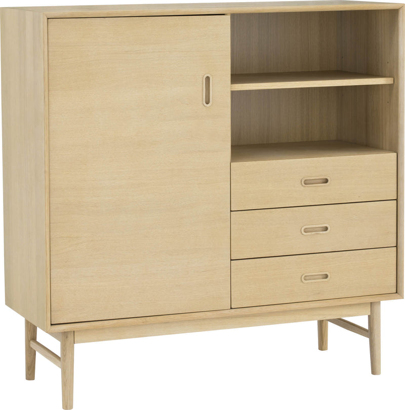 香港送貨|Delivery to HK | Kuulua Hjalte 1.2M TALL SIDEBOARD 邊櫃 | Kuulua |Homie Living Mall 香港家居靈感購物