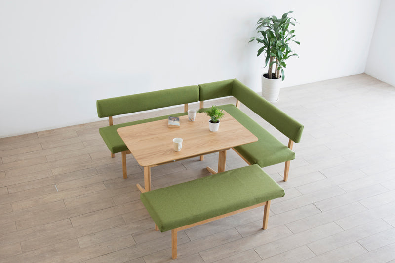 "WE LOVE HOMES Vert Sofa Right ""L-Type"" L型布藝梳化長椅(右邊)"