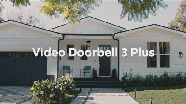 Ring Video Doorbell 3 Plus 智能門鐘