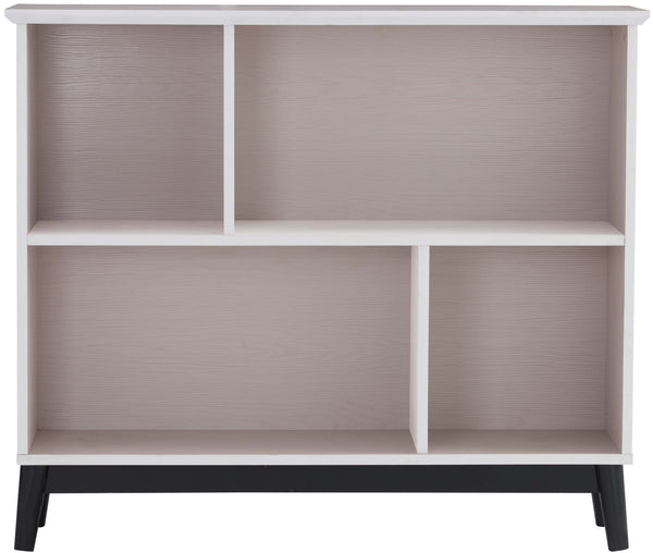 香港送貨|Delivery to HK | elämä Kesler LOW BOOKCASE 書櫃, 灰白色 | elämä |Homie Living Mall 香港家居靈感購物