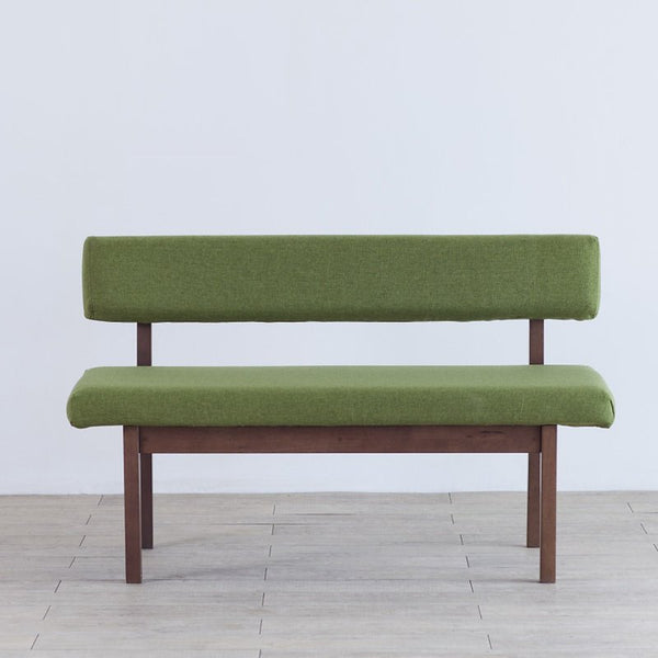 "WE LOVE HOMES Vert Sofa ""I-Type"" 布藝橡木長椅"