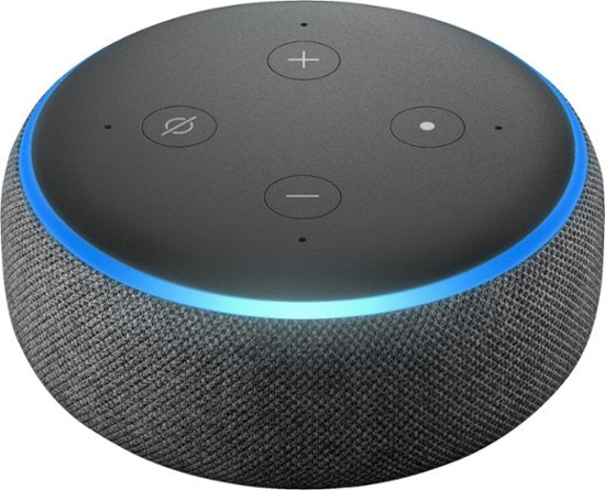 香港送貨|Delivery to HK | Amazon Echo Dot 3rd Gen (平行進口) 智能喇叭 | Homie Living 最愛 |Homie Living Mall 香港家居靈感購物