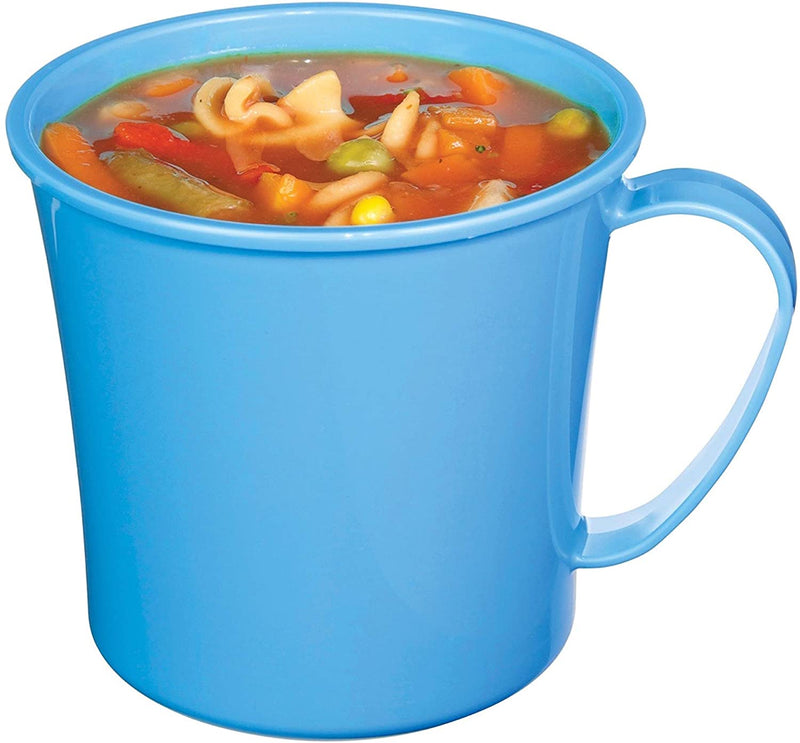 香港送貨|Delivery to HK | Sistema 656ml Microwave Soup Mug 微波爐適用湯杯 | Sistema |Homie Living Mall 香港家居靈感購物
