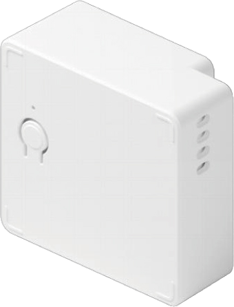 香港送貨|Delivery to HK | Lifesmart 奇點開關模塊Pro (三位) Cube Switch Module Pro | Everbest |Homie Living Mall 香港家居靈感購物