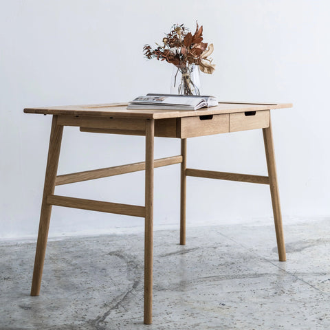 omós TOGO FSC White Oak Desk 白橡木書桌