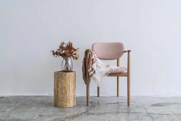 omós TOGO FSC White Oak Arm Chair  白橡木扶手椅