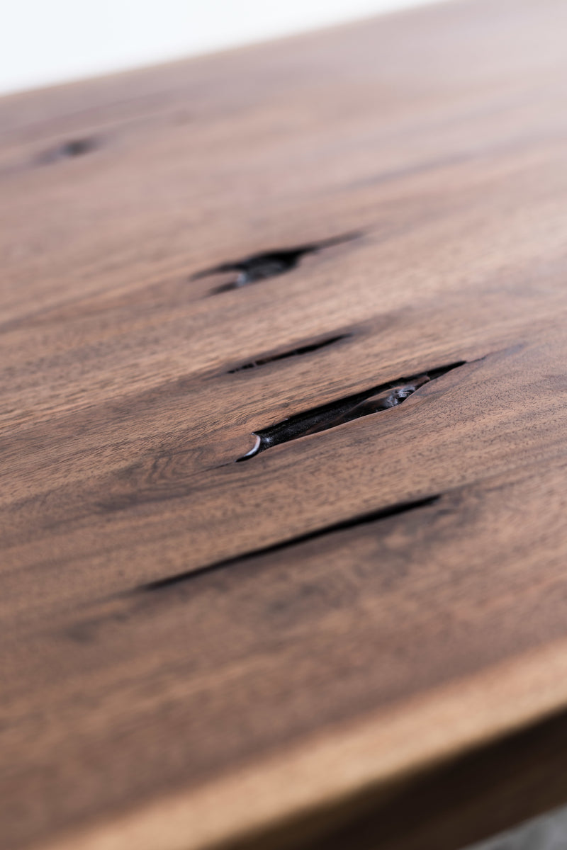 omós DENO Walnut Coffee Table 黑胡桃木茶几