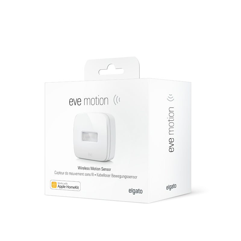 香港送貨|Delivery to HK | Eve Motion 無線運動傳感器 Wireless Motion Sensor | Hong Kong Lava Holdings Company Limited |Homie Living Mall 香港家居靈感購物