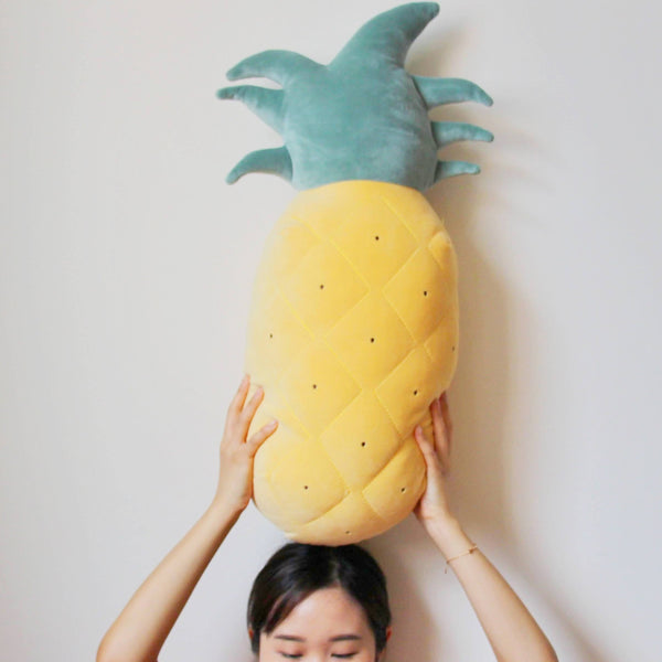 Pineapple Lover 菠蘿咕𠱸Cushion