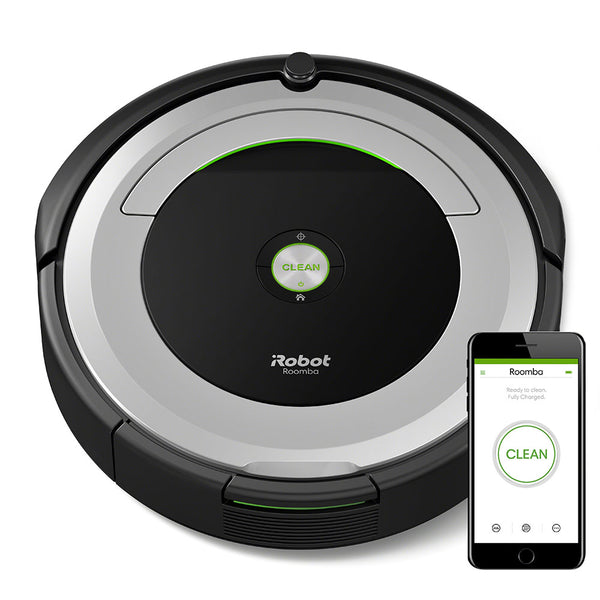 香港送貨|Delivery to HK | iRobot® Roomba® 690 吸塵機械人 | iRobot |Homie Living Mall 香港家居靈感購物