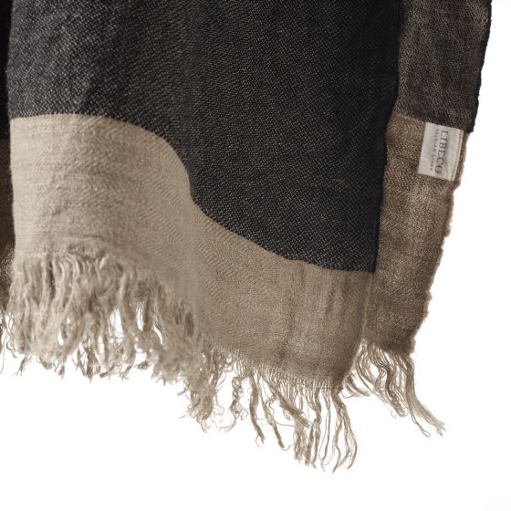 LIBECO The Belligan Towel Fouta 亞麻多用途巾