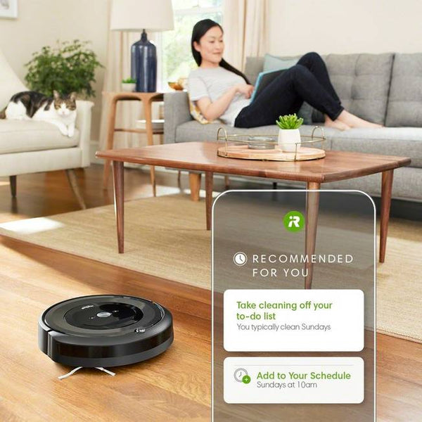 香港送貨|Delivery to HK | iRobot® Roomba® e5 吸塵機械人 | iRobot |Homie Living Mall 香港家居靈感購物