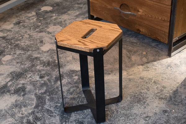 香港送貨|Delivery to HK | Sprue Oak Jcheng Stool 橡木木凳 | Sprue Furniture |Homie Living Mall 香港家居靈感購物