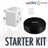 香港送貨|Delivery to HK | UKGPro 智能家居Starter Kit (智能插頭+智能IR紅外線接收器) | Alris Technology |Homie Living Mall 香港家居靈感購物