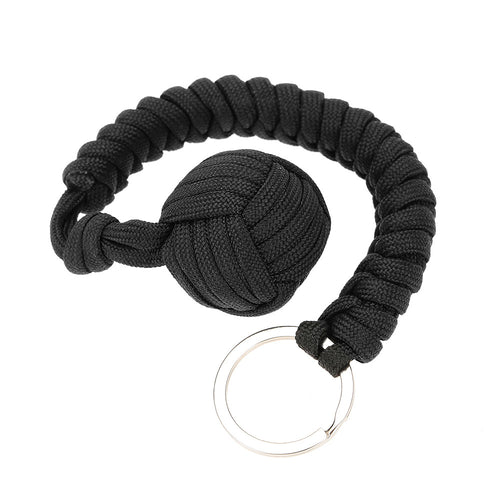 Military Survival Paracord Rope Bracelet For Emergency
