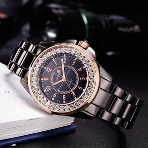 Fashion Diamond Imitation Watch