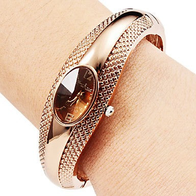 Rose Gold Luxury and Elegant Bracelet Watch