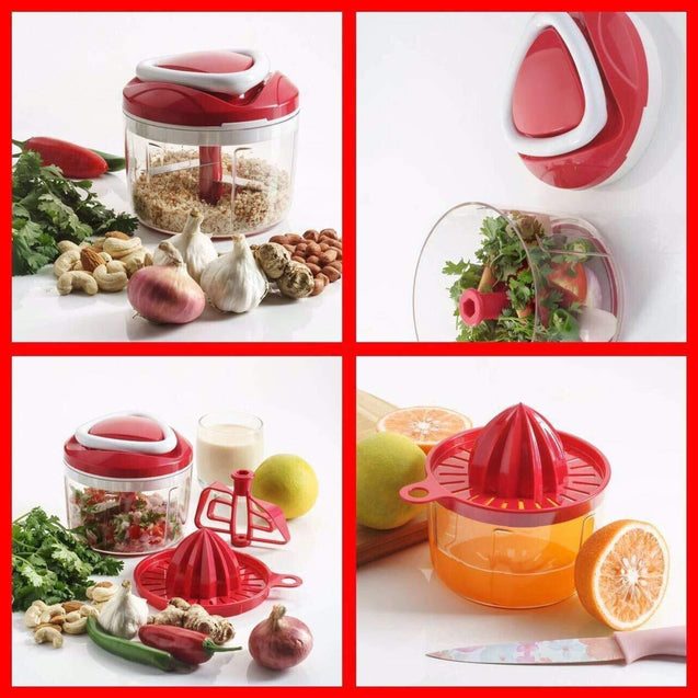 3 in 1 Smart Chopper, Vegetable Cutter and Food Chopper