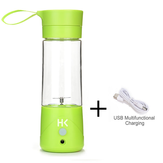 USB RECHARGEABLE PORTABLE JUICER / BLENDER