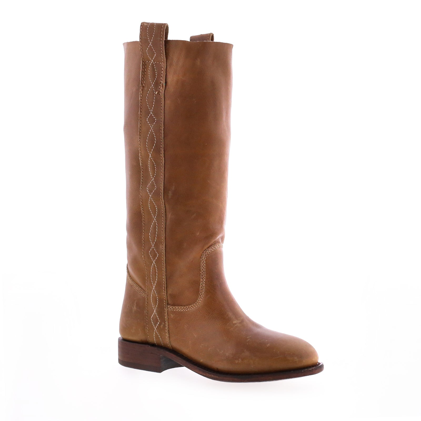 Keeper Timber Tall Boots Country Side   LB-719003