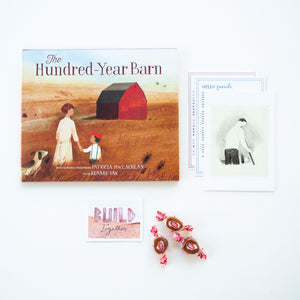 The Hundred Year Barn | Monthly Kids Book Club