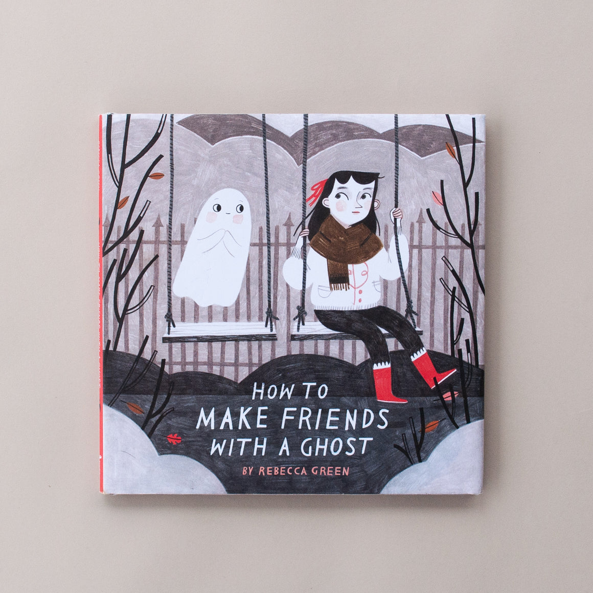 How To Make Friends With A Ghost (PREORDER)