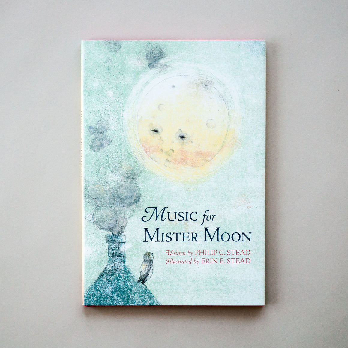 Music for Mister Moon - signed copy