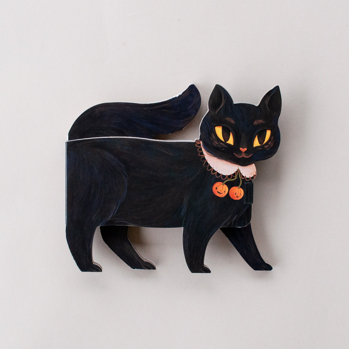 One Black Cat