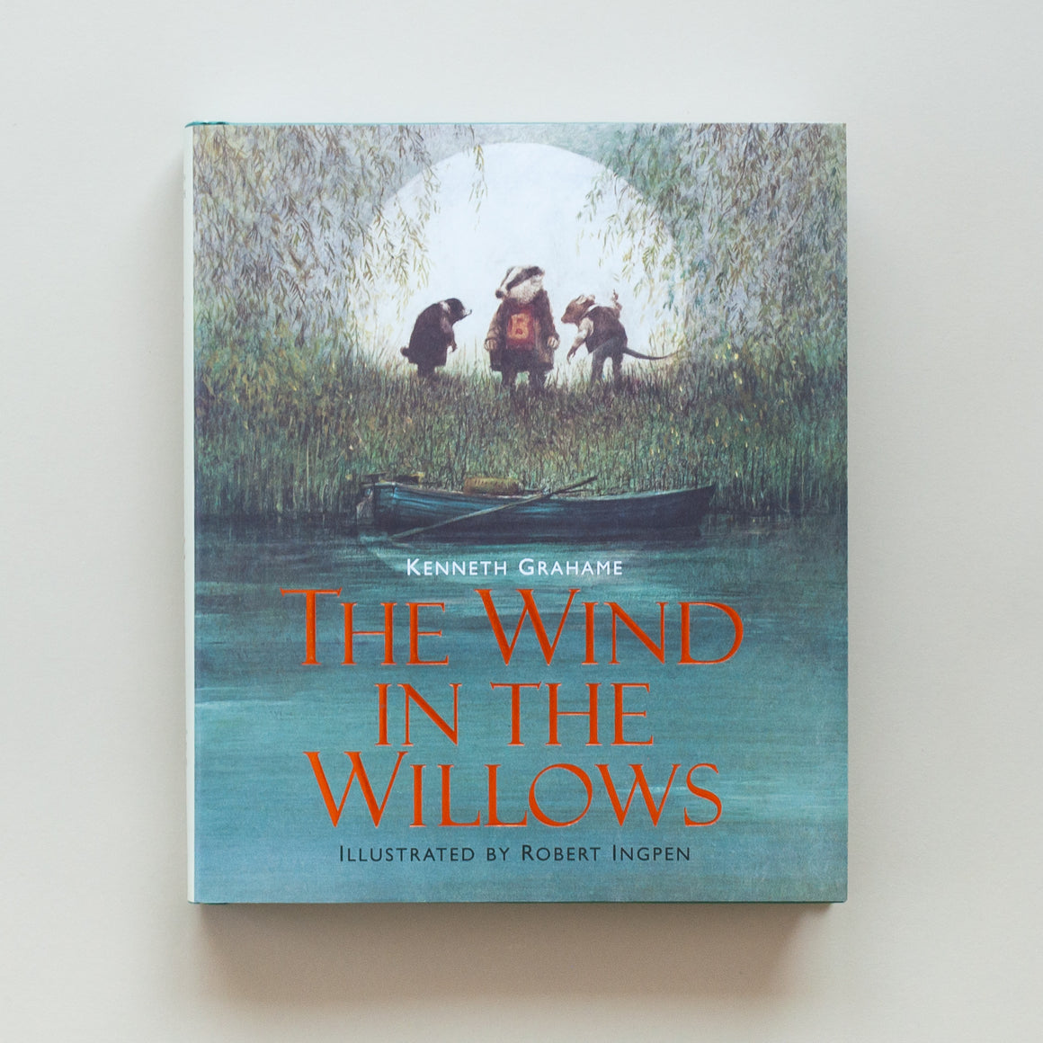 The Wind in the Willows, illustrated edition