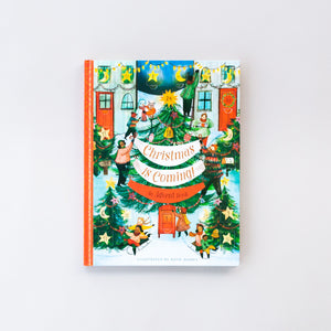 Christmas is Coming Advent Book