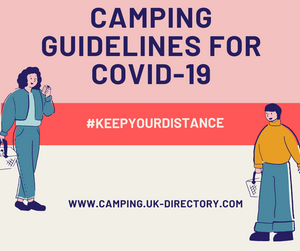 Camping during Covid-19