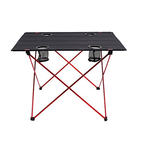 Outry Lightweight Folding Camping Table