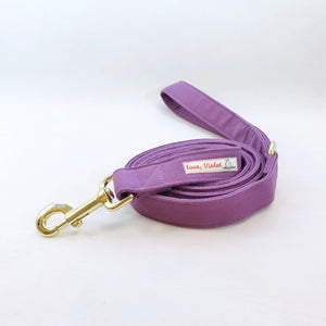 """Amethyst"" Leash"