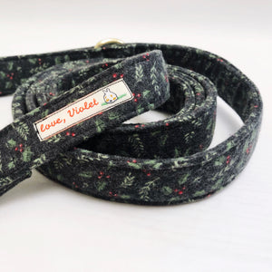 """Silent Night"" Leash"