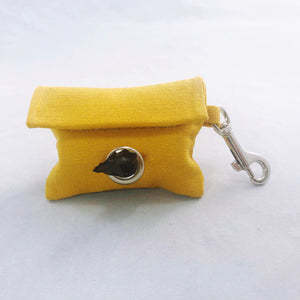 """Goldilocks"" Poop Bag Holder"