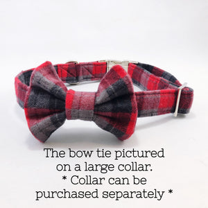 """Red Rover"" Bow Tie"