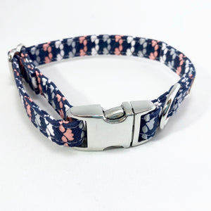 """Blue Lotus"" Collar"