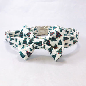 """Season's Greetings"" Bow Tie"