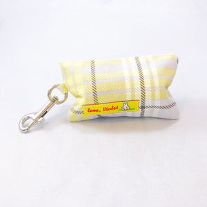 """Lemon Tart"" Poop Bag Holder"