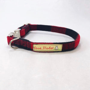"""Rob Roy"" Collar"