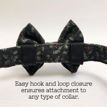 """Silent Night"" Bow Tie"