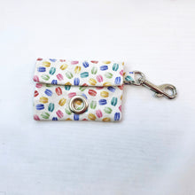 """Macaron Dreams"" Poop Bag Holder"