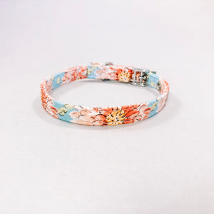 """Garden Party"" Cat Collar"