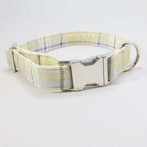 """Lemon Tart"" Collar"