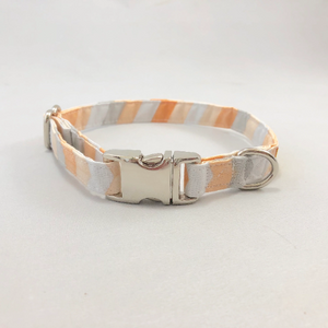 """Creamsicle"" Collar"