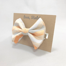 """Creamsicle"" Bow Tie"