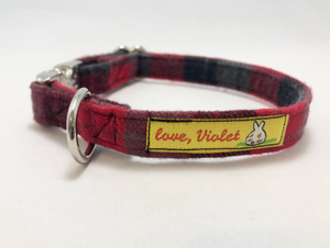 """Red Rover"" Collar"