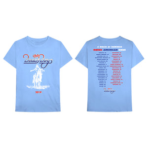 12 Sides of Summer North American Blue T-Shirt