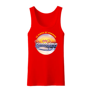 12 Sides of Summer Red Tank Top