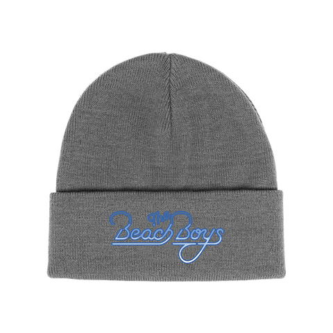 Beach Boys Grey Beanie